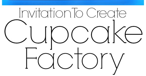 Invitation To Create: Cupcake Factory. Open ended creative craft for kids. Great