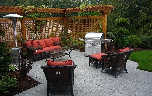Marvelous Garden Design With Backyard Patio Ideas For Small Spaces Photo Design Your  Home With Landscaping Books