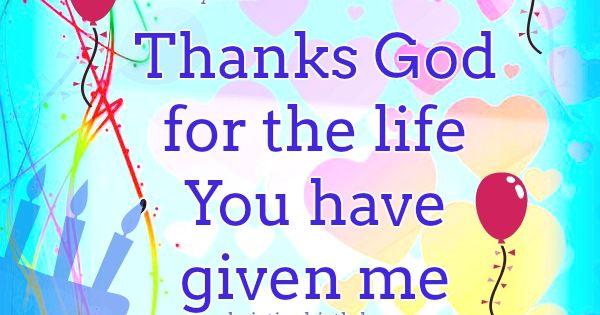 Happy Birthday To Me Free Card Jpg 600 600 Birthday Quotes For Me Birthday Wishes For Myself Christian Birthday Quotes