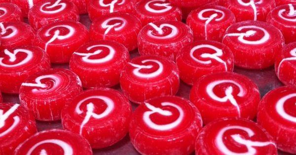 New Pin Candy !.. seriously a product :) bijzonder toch om van