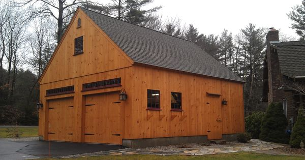 Our 24 X 30 One Story Barn With Loft Www