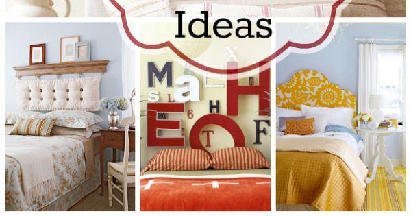 22 Cheap And Easy Headboard Makeover Ideas Diy