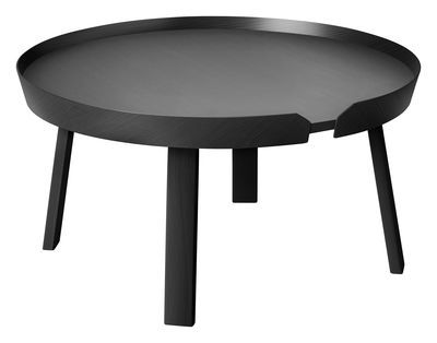 Around Coffee Table Around Table Basse Large O 72 X H 37 5
