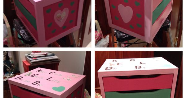 Muebles Pintados Decorados