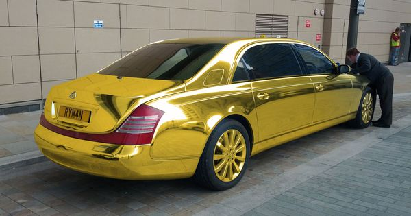 gold car gold car 021 exclusive theo paphitis 35m solid gold maybach car gold cars pinterest maybach cars and luxury cars