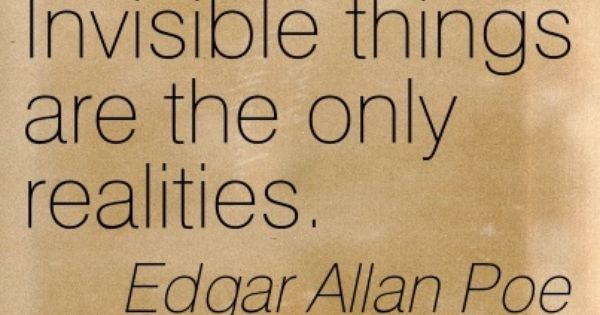 Duality Of Human Nature Quotes Edgar Allan Poe Quotes And