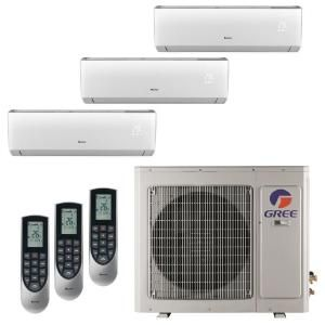 Ramsond 24 000 Btu 2 Ton Ductless Mini Split Air Conditioner And Heat Pump 220v 60hz 74gw2 The Home D In 2020 Ductless Mini Split Ductless Air Conditioner Ductless