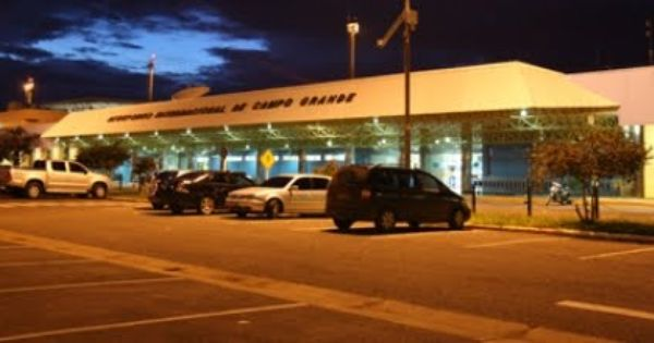 Aeroporto Internacional De Campo Grande 4 Fotos Do Aeroporto