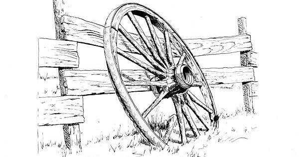 wagon wheel sketches