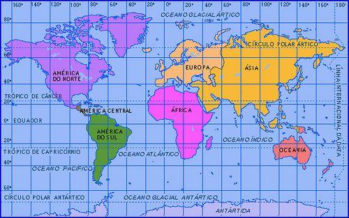 Latitud Y Longitud Localiza Sabiendo Estos Datos Mapas Geograficos Imágenes De Mapas Mapas