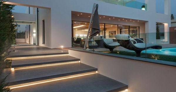 Residence in Athens by Dolihos Architects  Modern houses: new millenium  Pinterest ...
