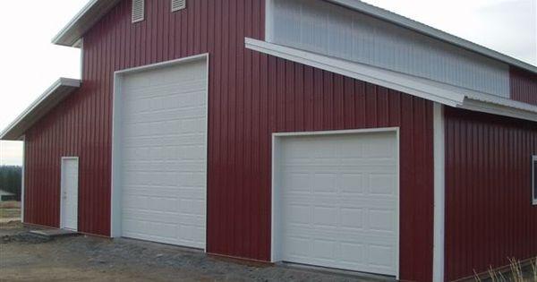 40 X 60 Pole Barn Home Designs 30x40 Pole Barns Kits Hd
