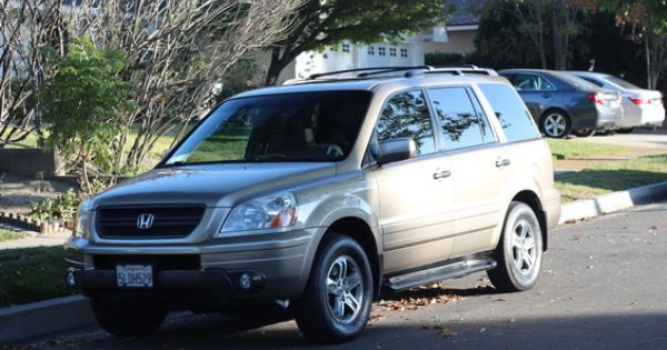 honda pilot rear brake replacement cost