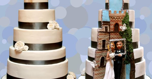 cakes for weddings sided wedding cake cake by estrele cakes 2372