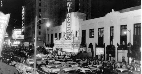 One Snazzy Joint In 2020 Pantages Theater Hollywood Hotel Old Hollywood