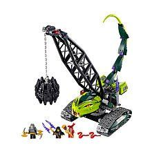 Lego Ninjago Set 9457 Fangpyre Wrecking Ball By Lego 62 99 Recommended Age 8 14 Years Choking Hazard Small Parts Not For Children U Acessorios Ideias