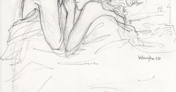 Sketch of love.