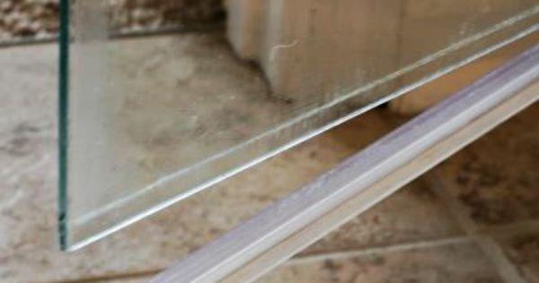 House and Glass Shower Door Seal Strip Door Strip Bottom