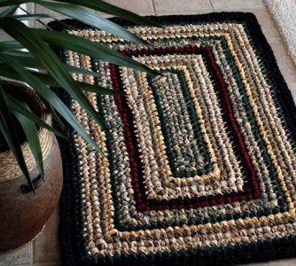 Custom Made Rag Rugs For Sale Rag Rug Patterns Supplies Kits Rags To Rugs By Lora Fabric Rug Rag Rug Rag Rugs For Sale