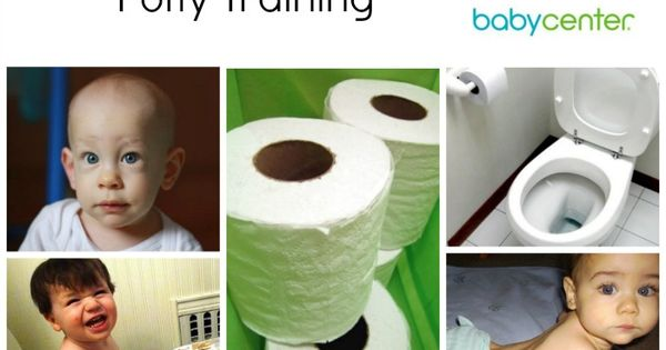 how to toilet train a 1 year old