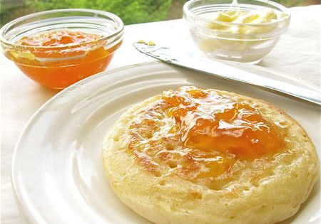Butter's best friend: crumpets | Best friends, Crumpets and Marmalade
