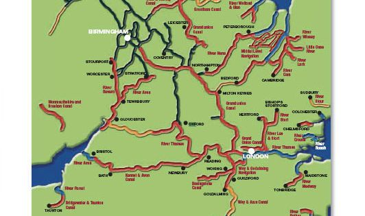 Where to cruise in your Narrow beam/Narrowboat or Widebeam Canal boat -