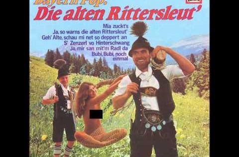 Album Bayern Pop Die Alten Rittersleut 1974 Interpreten Peter Steiner Ferdl Alois Die Oberbay Die Alten Rittersleut Lustige Lieder Soldatenlieder