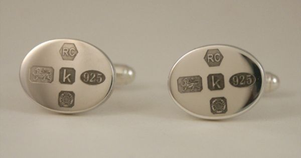 Oval Hallmark Cufflinks | A&B's Wedding | Pinterest | Cufflinks and