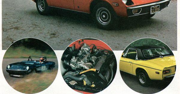 1974 Jensen Healey Advertising Road Track November 1974 Car Vintage Cars Car Ads