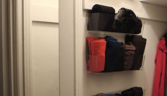 How To Maximize Deep Narrow Closet Space For The Future Pinterest Narrow Closet Spaces