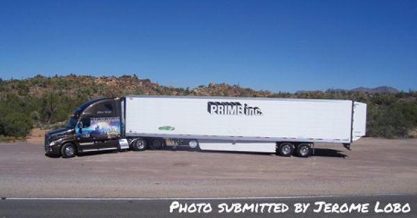 Prime Inc Truck Driving School Truck Driving Job Truck Driver Jobs Truck Driving Jobs Trucks Freight Transport