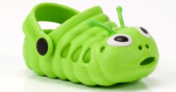 Little EVA worm shoes - Ga'am Kids Footwear - Events