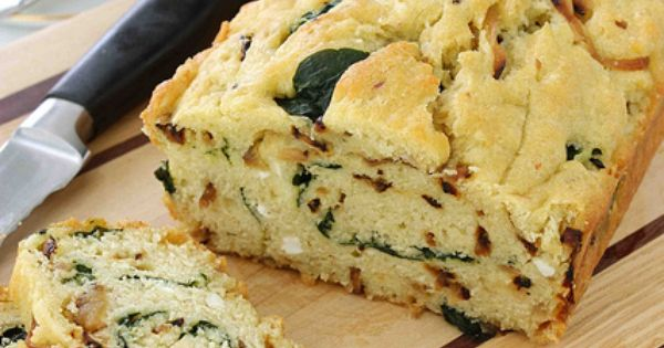Gluten free bread mix, Bread recipes and Spinach on Pinterest