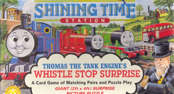 Harmony Toy Quot Shining Time Station Quot Quot Thomas The Tank Engine