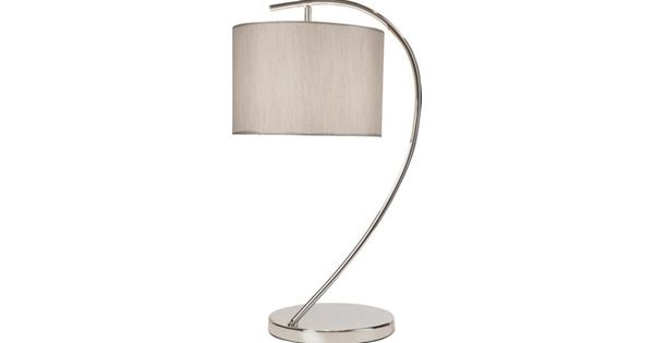 Buy Heart Of House Bourne Arc Table Lamp Natural At Argos Co Uk Your Online Shop For Table Lamps Lighting Home Natural Table Lamps Chrome Table Lamp Lamp