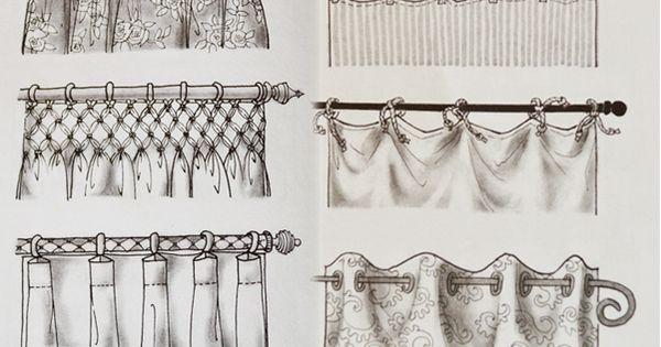 Cortinas ideias para vestir suas janelas cortinas for Enganches para cortinas