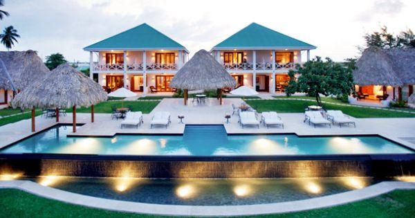 Victoria House. San Pedro Belize