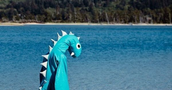 Loch Ness Sea Monster Costume