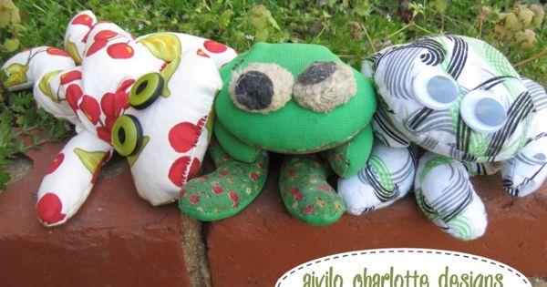 Bean Bag Froggies My Mom Made Us Little Guys Like These