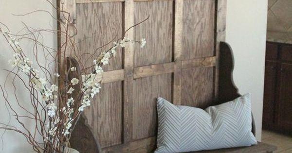 diy meuble 34 meubles fabriquer soi m me pour votre int rieur en bois entr e et meubles. Black Bedroom Furniture Sets. Home Design Ideas