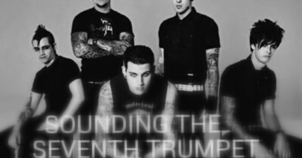Sounding The Seventh Trumpet Avenged Sevenfold The Rev Cute