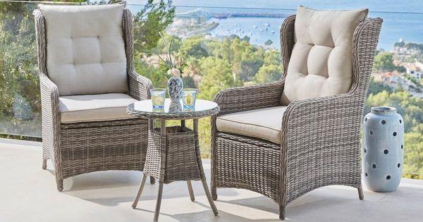 Konifera Gartenmobelset Cannes Balkonset Fur 2 Personen Geeignet Online Kaufen Otto Gartenmobel Gartenmobel Sets Mobel
