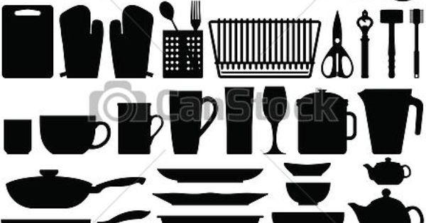 clipart gratuit ustensiles cuisine - photo #41