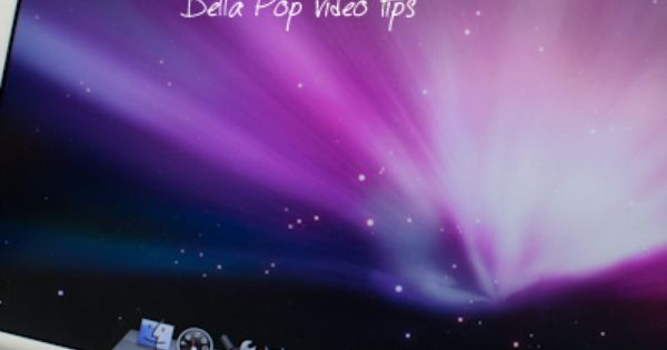 How to clean up files for a faster Mac! (a Bella Pop