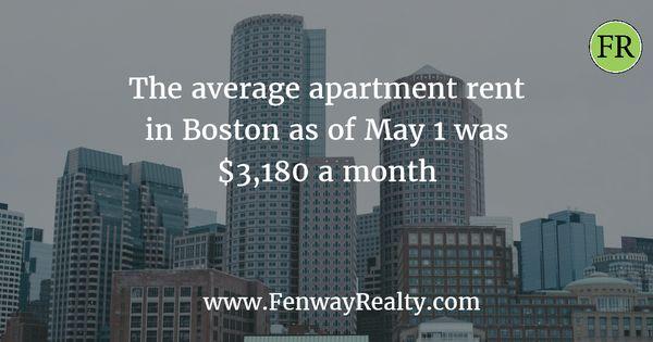 Boston Cambridge Rents Among Nation S Most Expensive Rent Boston Real Estate Boston