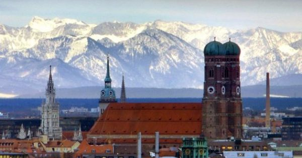 Munich In Bavaria Germany One Of My Favs Munchen Olympiapark Munchen Munchen Bayern