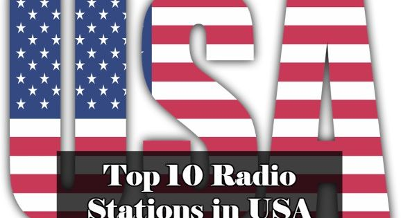 Top 10 Radio Stations In Usa Live Radio Station Radio Station