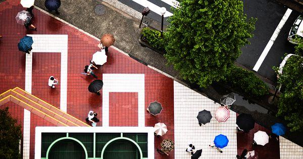 New York City Aerial Photographs by Navid Baraty