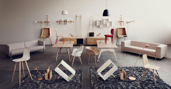 Bolia Lookbook 7  commercial space  Pinterest