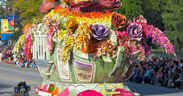 rose festival memorial day